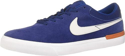 compensación Alta exposición apoyo  Nike Men's Sb Koston Hypervulc Low-Top Sneakers, Multicolour (Blue  Void/Vast Grey/Monarch/White 001), 5.5 UK: Amazon.co.uk: Shoes & Bags