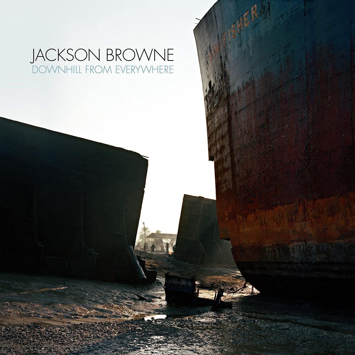 Jackson Browne - Downhill From Everywhere - Amazon.com Music