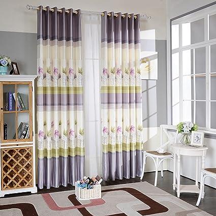 Met Love Stampa tende per interni in tonalità di tende per camera da ...