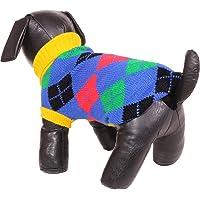 Petstyle Suéter para Perros (Razas Chicas Y Medianas) o Gatos, Suéter Acrilan, Calientito Mientras Luce un Estilo…