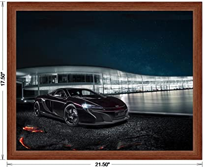 Amazon Mclaren Mso 650s Coup Concept 2014 Framed Car Art