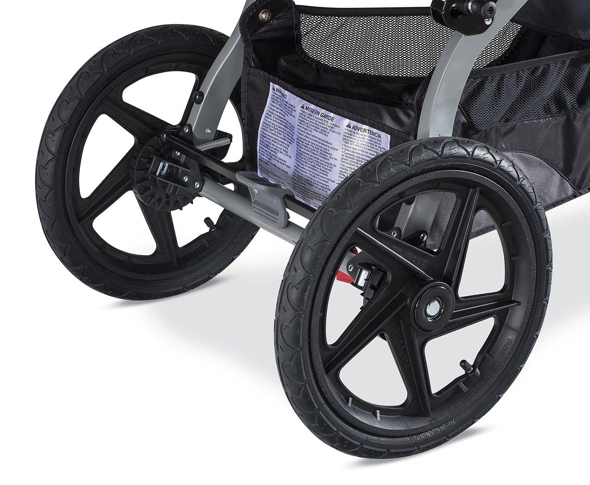 BOB Revolution PRO Jogging Stroller, Black by BOB Gear (Image #10)