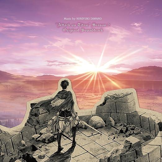 Attack On Titan Karte.Season 2 Soundtrack
