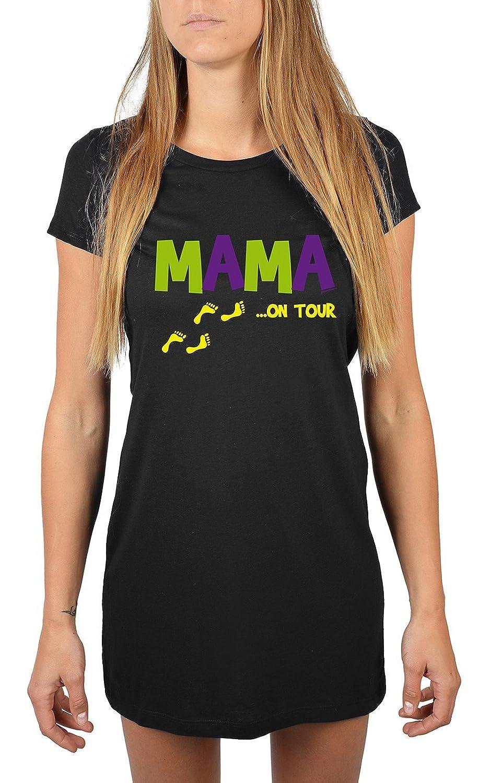 für Mama Nachthemd Mama… on Tour Sommerkleid Nachtkleid Geschenk für Mama