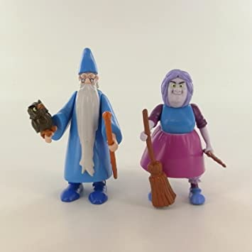 disney figurine collection merlin