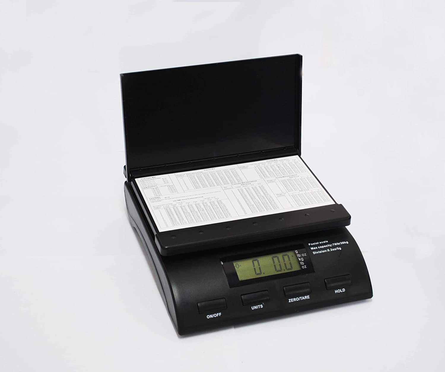 19 New Postage Weight Scale Chart