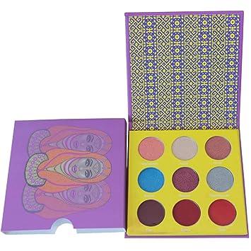 12 Color Shimmer Glitter Eye Shadow Powder Matt Long-lasting Eyeshadow Oogschaduw Cosmetic Makeup Sombra De Ojos # Beauty & Health
