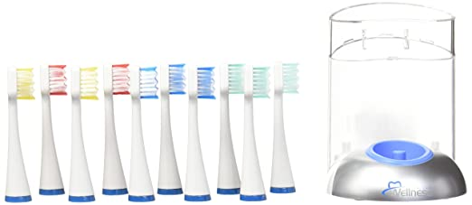 Wellness Oral Care HP-STX Ultra Sonic Rechargeable Toothbrush