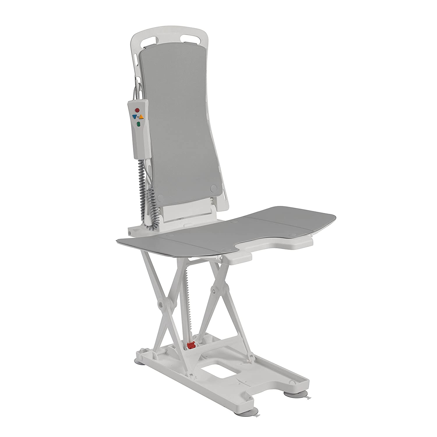 Amazon.com: Drive Medical Bellavita Auto Bath Tub Chair Seat Lift ...