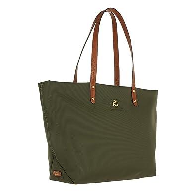 a32d905636 Ralph Lauren Tasche – Bainbridge Tote Green – in grün – Henkeltasche für  Damen