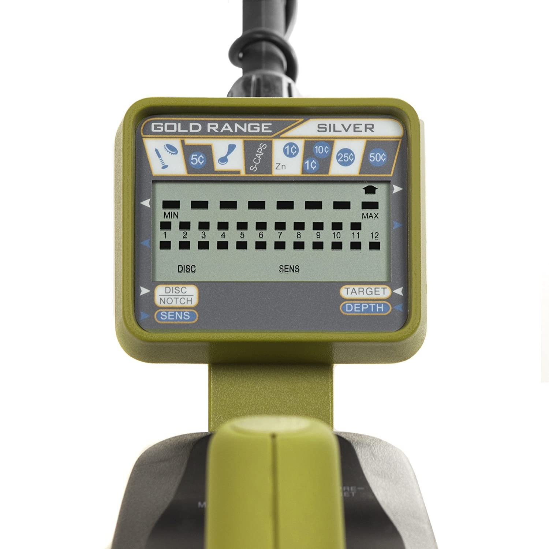 Maclean MCE972 Detector de metales metal Such dispositivo: Amazon.es: Bricolaje y herramientas