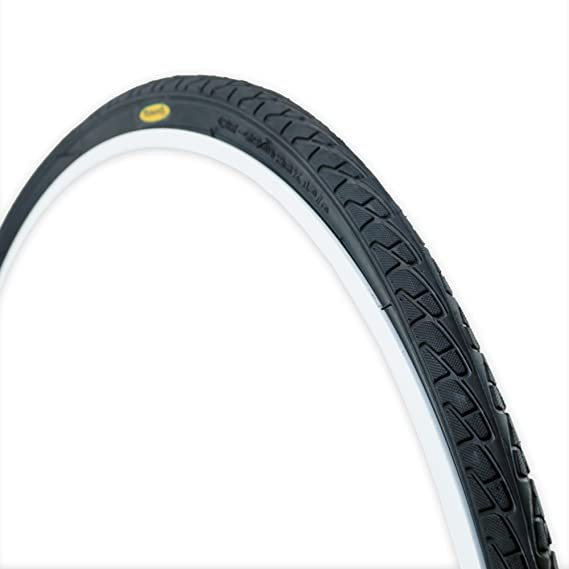 "NEW 26/"" x 1-3//8/"" Bicycle Tire Slick City Cruiser Cycling Touring Road Bike"