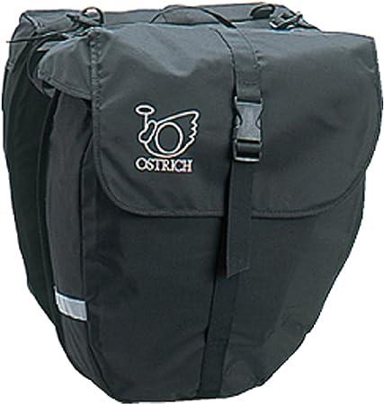 オーストリッチ(OSTRICH) パニアバッグ [P-115] ブラック 左右セット
