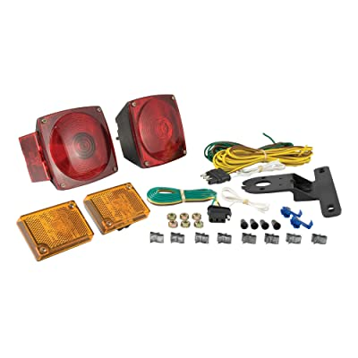CURT 53540 Replacement Trailer Light Kit, Combination Lamps, Side Markers, Wiring: Automotive