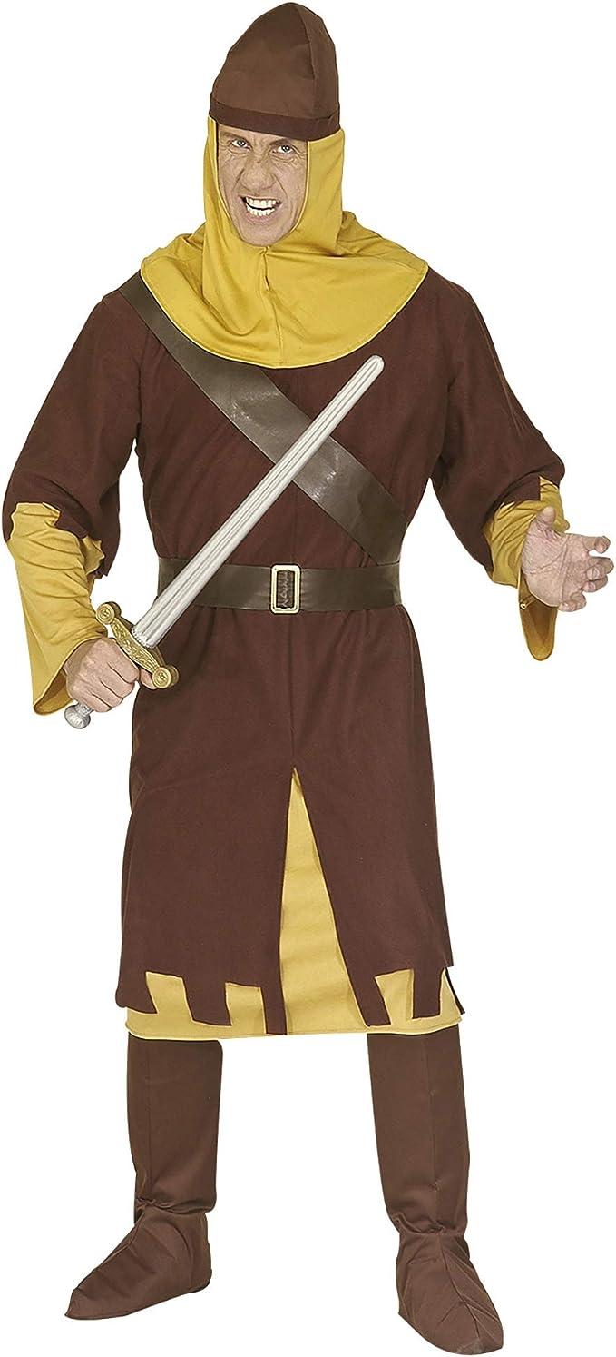 Disfraz de soldado medieval para hombre (ejército): Amazon.es ...