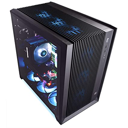 Lian Li PC-O11AIR RGB SECC/Tempered Glass ATX Mid Tower ...