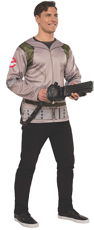 Rubies s - Disfraz de oficial Cazafantasmas Hombre Camiseta ...