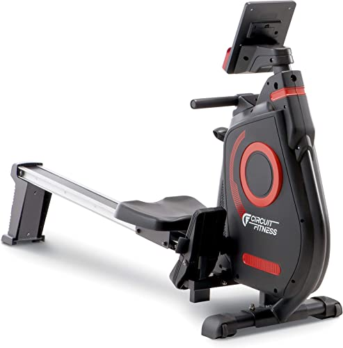 Circuit Fitness Folding Magnetic Rowing Machine