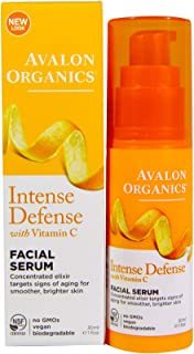 product image for Avalon Organics Intense Defense with Vitamin C Facial Serum 1 oz (Pack of 7)