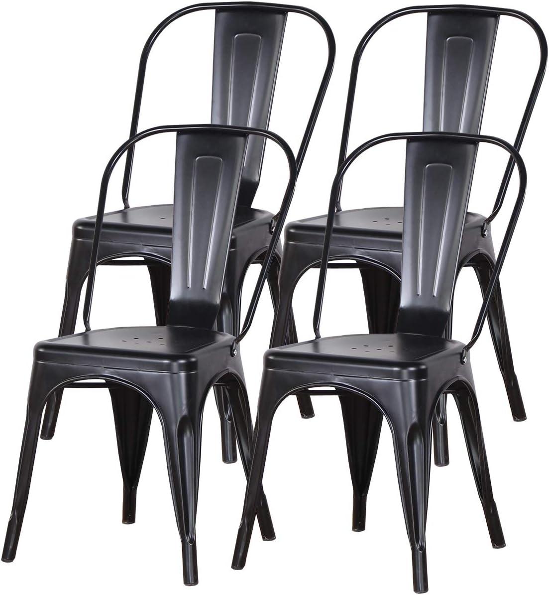 Blanc 03 Plateau en MDF et des chaises de Style Nordique Uderkiny Ensembles pour Salle /à Manger-A Table /à Manger Ronde et 4 chaises Adapt/ées aux Restaurants Cuisines balcons Bureaux etc