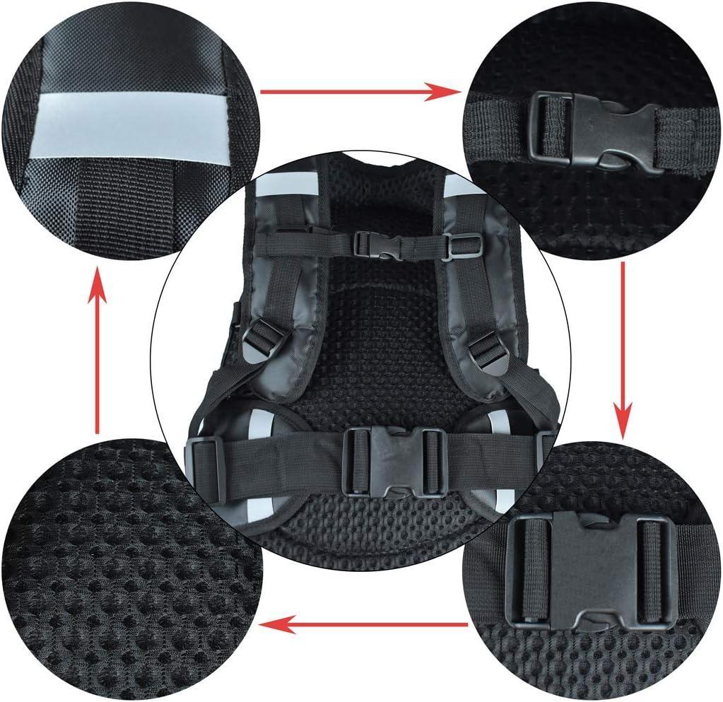 Madbike Sac /à Dos pour Casque de Moto Sac /à Dos de Sport imperm/éable et multifonctinal de Grande capacit/é 36L