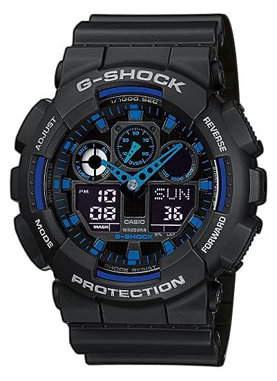 c00d2babd732 Casio GA-100-1A2ER - Reloj para Hombre