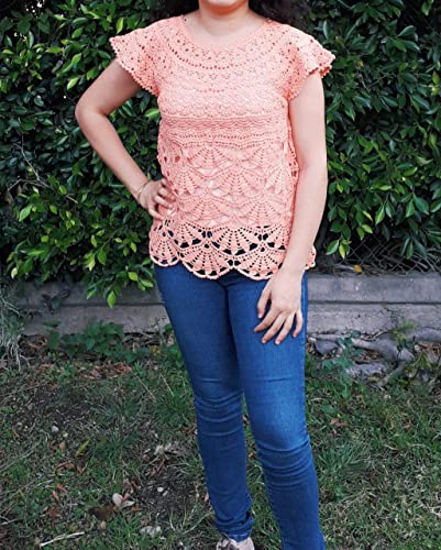 Off the Shoulder Blouse Free Shipping. Hand Embroidered Chiapaneca Blouse Colorful Mexican Blouse Mexican Lace Blouse