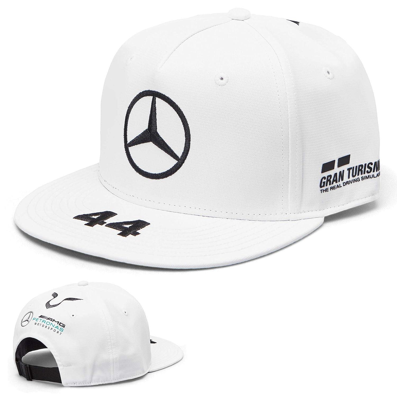 Whybee 2019 Lewis Hamilton F1 - Gorra Oficial de Mercedes-AMG ...