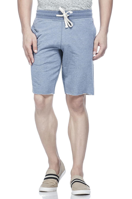 Tinted Men's Solid Regular Fit Shorts