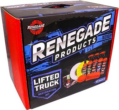 "renegade 9/"" buffing wheel white flannel polishing wheels car truck semi shine"