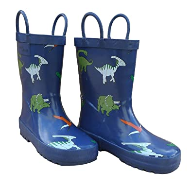 Foxfire For Kids Boys Rubber Rain Boots Toddler Children