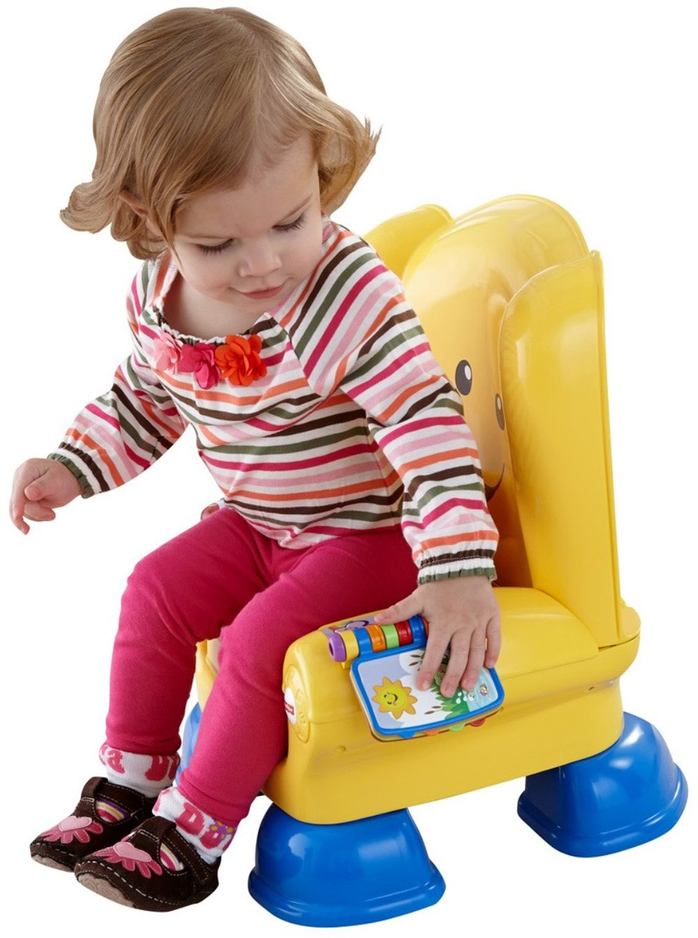 Fisher-Price Laugh & Learn Smart Stages Chair by Fisher-Price (Image #2)