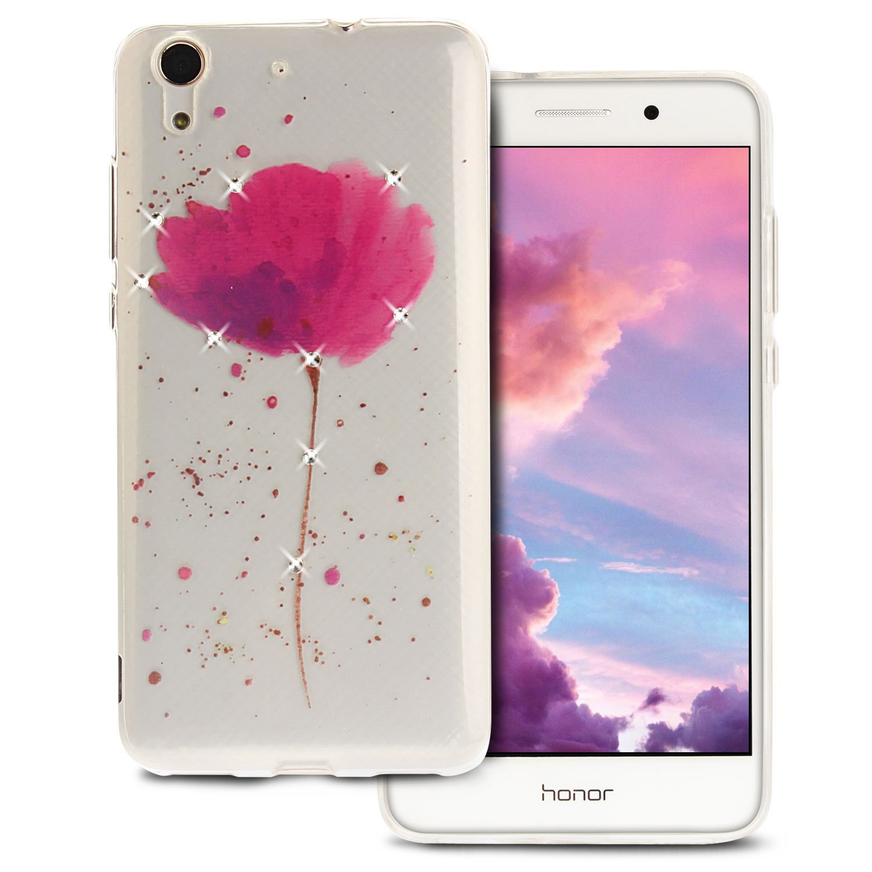 Anfire Funda Huawei Y6II Carcasa Silicona Ultra Delgada ...