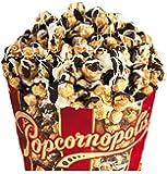 Popcornopolis Zebra Popcorn, 11oz Bag