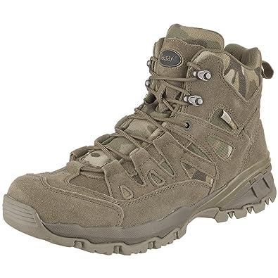 0e3828e3b0862 Mil-Tec Squad Stiefel 5 Inch Multicam®