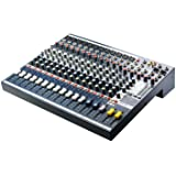 Soundcraft EFX12 High-Performance 12-Channel Lexicon Effect Mixer