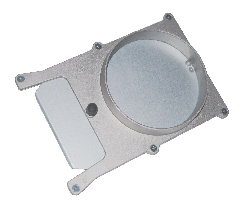 3'' Diameter Dust Collection Industrial Grade Blast Gate