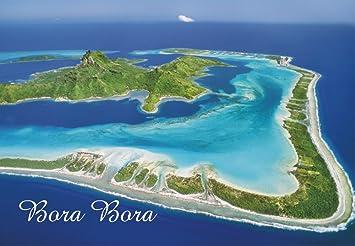 Bora Bora Island >> Amazon Com Bora Bora Leeward Islands French Polynesia