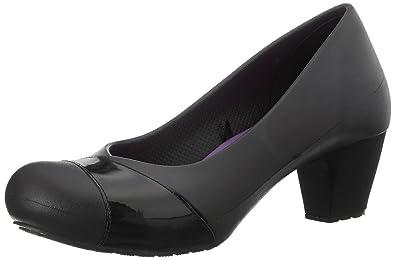 d831a7a840d6 Crocs Womens Gianna Heel Kitten Pump Shoes