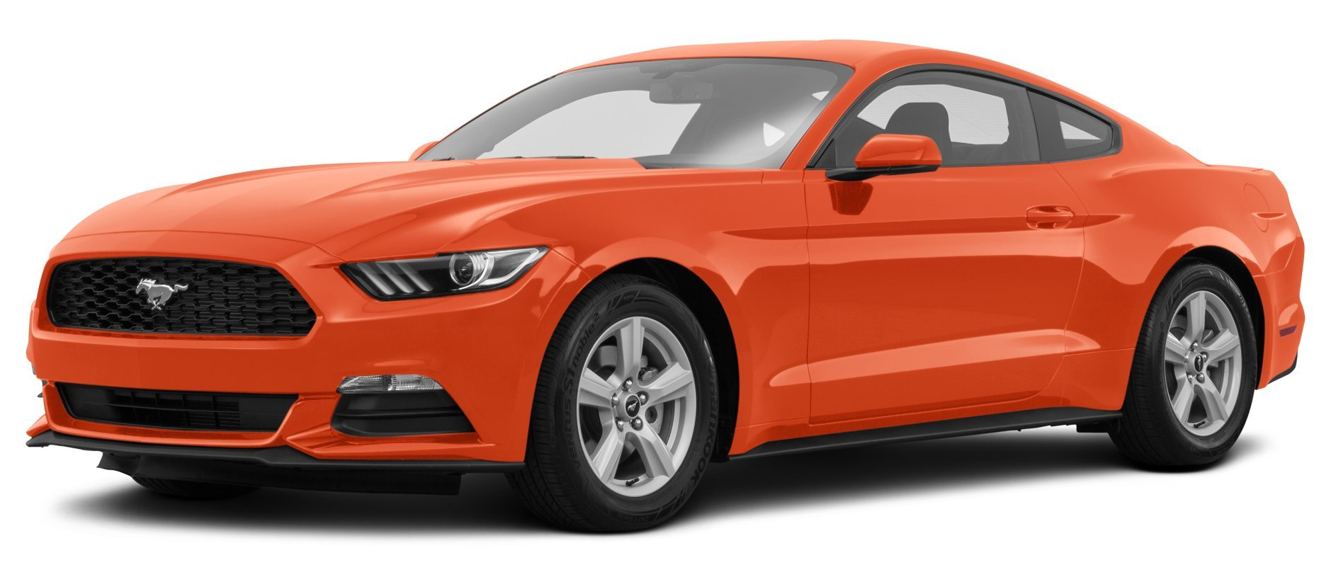 2016 ford mustang ecoboost 2 door fastback