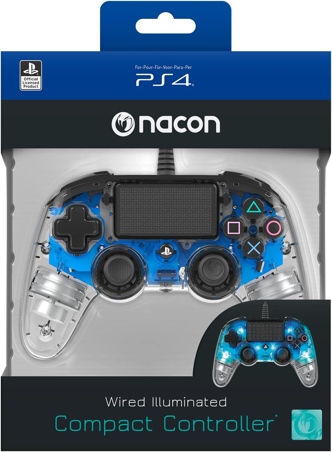 NACON Wired Compact Control