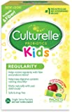Culturelle Kids Packets Regularity Gentle-Go Formula, Once Per Day Dietary Supplement, Contains Lactobacillus GG –The Most Clinically Studied Probiotic†, 3.5 Grams Of Dietary Fiber, 24 Count