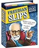 Freudian Slips Sticky Notes Booklet - By The Unemployed Philosophers ...