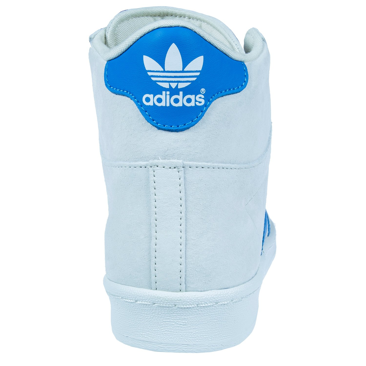 adidas Originals Jabbar Mid Mens Suede High Top Trainers - Off White -  8.5UK  Amazon.co.uk  Shoes   Bags a0bf67d8b