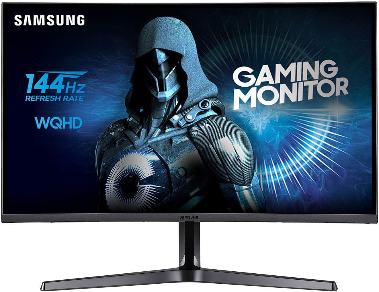 Samsung C27jg50 Monitor Wqhd Computers Accessories
