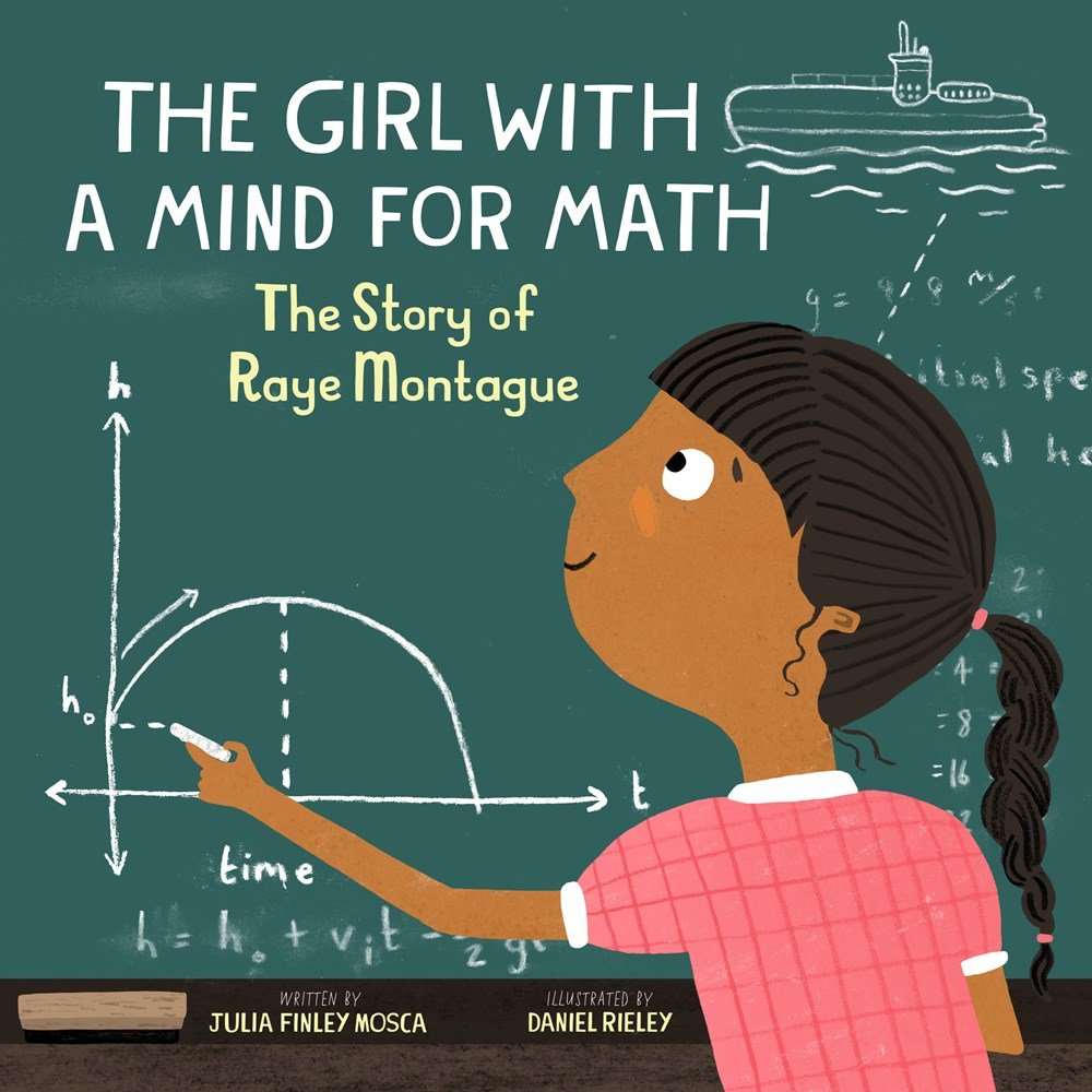 Image result for the girl with a mind for math