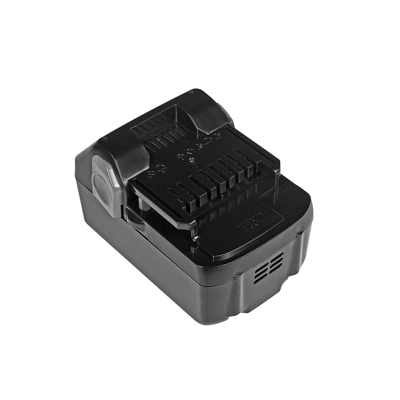 4Ah 18V Li-Ion celdas BSL1850 Bater/ía para Hitachi C18DSL C18DSL2 C18DSLP4 CG18DSDL CJ18DSL de Herramienta El/éctrica GC/®