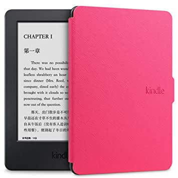 Funda kindle paperwhite case,Xfay Ultra Slim Ligera Smart ...