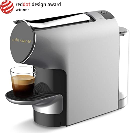 Amazon.com: Cafe Vianté ENZO - Máquina de café expreso ...