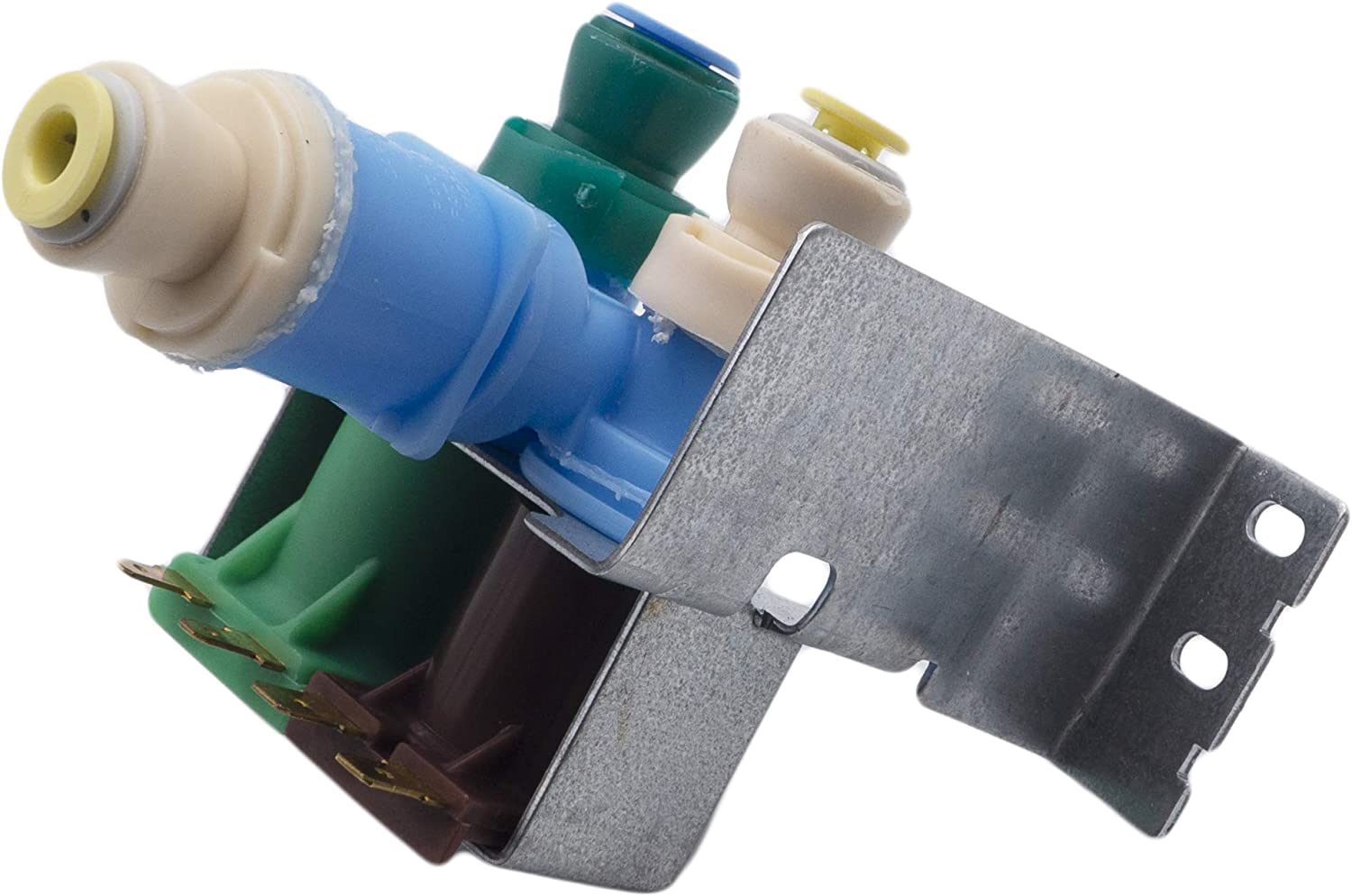 Supplying Demand W10179146 Refrigerator Water Inlet Valve Compatible With Whirlpool